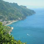 View from Ravello - Nearby La Locanda