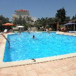 Elena pool and bar