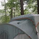 Photo de Flat Rock Bridge Family Camping