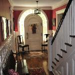 Warwick Valley B&B Main Hall