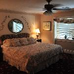 Warwick Valley B&B Dutchess Room-our get-a-way