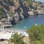 Spiaggia di Agios Nikolaos