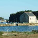 L'ancien moulin à marée