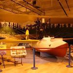 Vickers bush plane replica