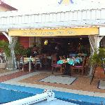 Dinner at Marigot