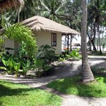seaview garden bungalow