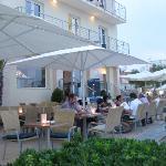 Vent-i-Mar relaxing restaurant