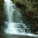 Cascade d'eau pres de l'auberge
