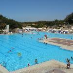 piscine de l'agora