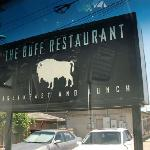 "Eat In ""The Buff"""