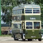 trolleybus museum, sandtoft