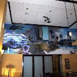 Frühstücksraum-Wandbilder