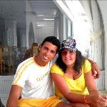 Sayef et moi