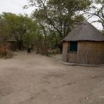 Outside Hut #1