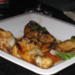 Chicken wings confit