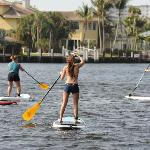 Group and Private Lessons Stand Up Paddle Lessons