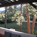 View from Moonlight Suite deck