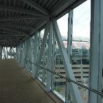 Skywalk to Fallsview Waterpark