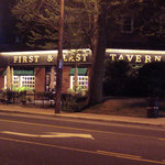 Next to Wethersfield/Hartford town line, it's the first or the last tavern in Hartford