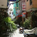 Alleyway to Bich Duyen