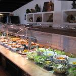 God mat i restauranten