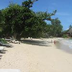 Spiaggia Lemuria