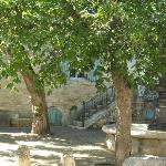 The square in Brignon
