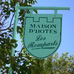 Les Remparts in Brignon, France