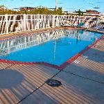 Large, Clean Swimming Pool