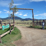 Entrance to the American Safari Ranch