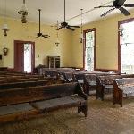 Church in Old Alabama Town