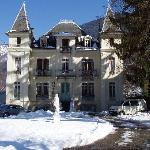 Le Castel en hiver