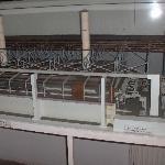 Etappe der Salzbearbeitung