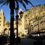 Die Kathedrale in Cefalù