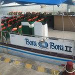 This is the Bora Bora
