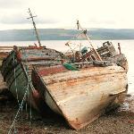 boats graveyard Salem