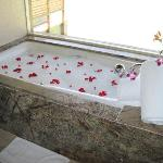 Baño Luna de Miel