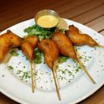 Shrimp Corn Dogs