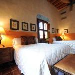 Posada Tacubaya Guestroom