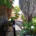 Bridgewater Garden Entry