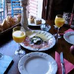 mmmmm....Breakfast