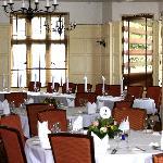 Dining Room (set for wedding)