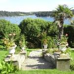 The lovely Braganza gardens
