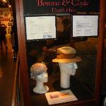 Bonnie and Clyde Death Hats