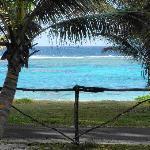 View from veranda, Yedjele Beach