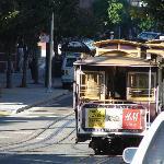 Cable Car für 5 USD durch die Stadt