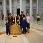 Abraham & Mary Todd Lincoln & sons