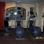 Fitness Center Ellipticals