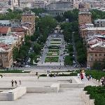 Yerevan, Opera from Cascades