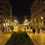 Yerevan, by night